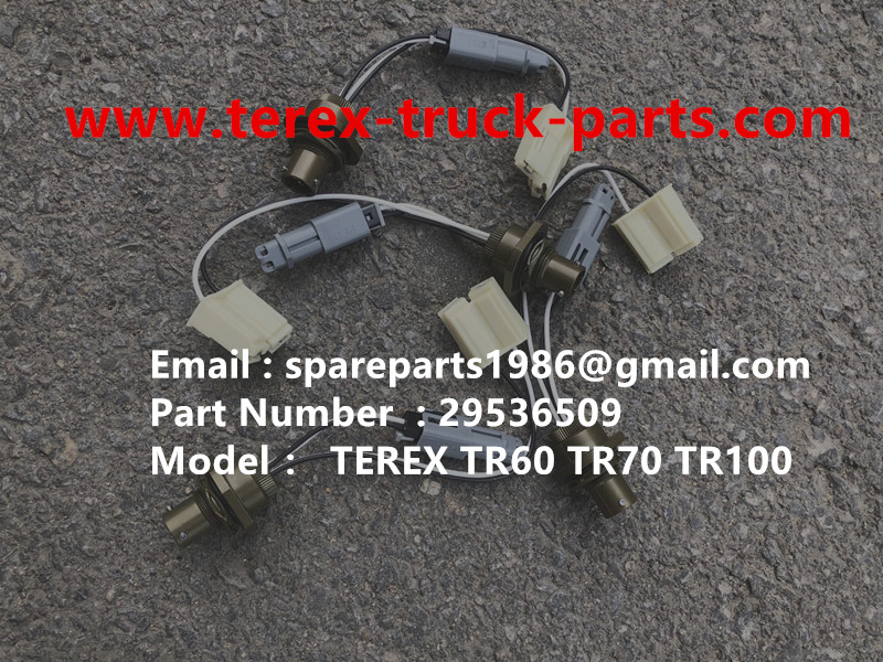 TEREX SANY RIGID DUMP TRUCK TR50 TR60 ALLISON 29536509 HARNESS