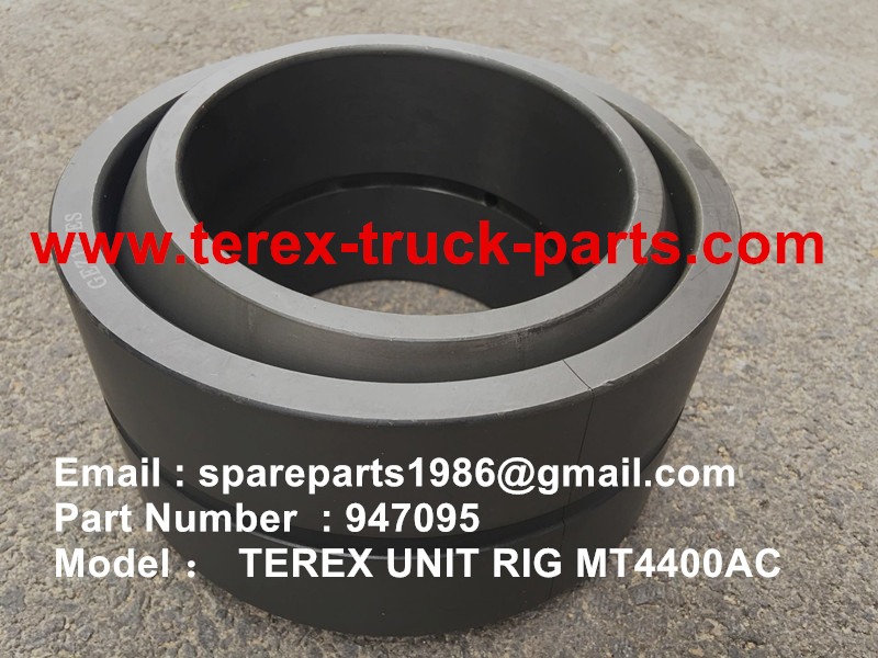 TEREX NHL MT4400 RIGID DUMP TRUCK 947095 Sway Bar Bush