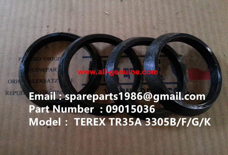 TEREX 3305F Space ring 09015036