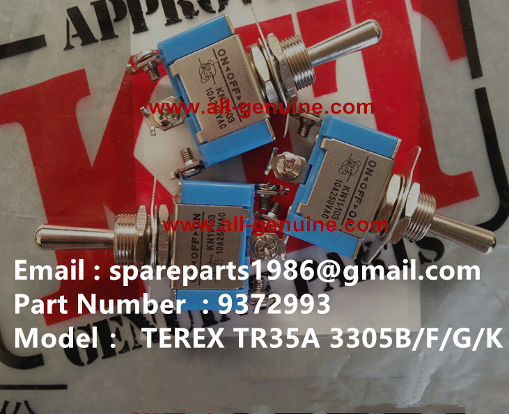 TR35A Switch 09372993