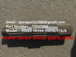 TEREX RIGID DUMP TRUCK TR35A 3305F/G/K 3307 SHAFT 15245600