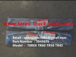 TEREX SANY RIGID DUMP TRUCK CUMMINS TR60 TR50 SRT45 3945679 Hose Flexible