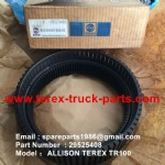 TEREX NHL TR100 ALLISON RIGID DUMP TRUCK 29525408 GEAR RING
