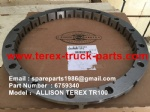 TEREX NHL TR100 ALLISON RIGID DUMP TRUCK 6759340 ANCHOR SPL