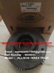 TEREX NHL TR100 ALLISON RIGID DUMP TRUCK 6838653 CARRIER ASSY