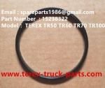TEREX NHL TR100 RIGID DUMP TRUCK 15238322 SPACER THRUST