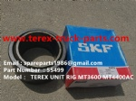 TEREX MT4400 TRUCK 55499 SUSPENSION BUSH