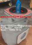 TEREX NHL TR100 RIGID DUMP TRUCK 15257475 LIFT PUMP