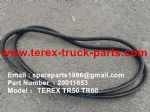 TEREX NHL TR50 TR60 RIGID DUMP TRUCK 20011053 BELT