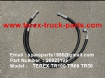 TEREX NHL TR100 TR50 TR60 TR35 3305 RIGID DUMP TRUCK AIR CONDITIONER 20023195 HOSE