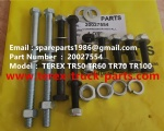 TEREX NHL TR100 TR50 TR60 TR35 3305 RIGID DUMP TRUCK AIR CONDITIONER 20027554 COMPRESSOR INSTALL KIT