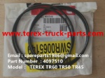 TEREX NHL TR60 RIGID DUMP TRUCK 4097510 O RING SEAL CUMMINS ENGINE