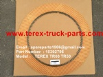 TEREX NHL TR60 RIGID DUMP TRUCK 15302796 DISC FRICTION