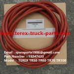 TEREX NHL TR60 RIGID DUMP TRUCK 15247433 O RING