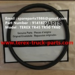 TEREX NHL TR60 RIGID DUMP TRUCK 09141877 O RING