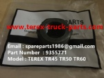 TEREX NHL TR60 RIGID DUMP TRUCK 09355771 NUT