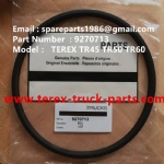 TEREX NHL TR60 RIGID DUMP TRUCK 09270713 SEAL