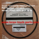 TEREX NHL TR60 RIGID DUMP TRUCK 09014635 RING BACK