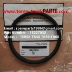 TEREX NHL TR60 RIGID DUMP TRUCK 15227032 SEAL