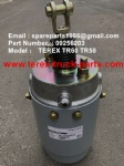TEREX NHL TR50 TR60 RIGID DUMP TRUCK 09256203 REAR BRAKE CHAMBER
