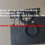 TEREX NHL CUMMINS TR60 RIGID DUMP TRUCK 205128 ENGINE PLAIN WASHER