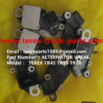 TEREX NHL TR50 TR60 RIGID DUMP TRUCK ALTERNATOR VALVE