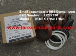 TEREX NHL TR100 TR60 RIGID DUMP TRUCK 15272790 SEAL KIT