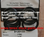 TEREX NHL RIGID DUMP TRUCK TR50 TR60 09120133 O RING