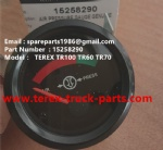 TEREX NHL RIGID DUMP TRUCK TR50 TR60 15258290 AIR PRESSURE GAUGE