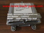 TEREX NHL ALLISON TRANSMISSION M6610 RIGID DUMP TRUCK TR50 TR60 15320952 ECU