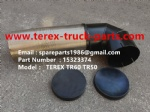 TEREX TR60 RIGID DUMP TRUCK 15323374 FLEXIBLE TUBE EXHAUST