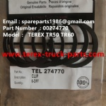 TEREX NHL TR60 TR100 RIGID DUMP TRUCK 274770 SNAP RING