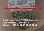 TEREX NHL TR50 TR60 RIGID DUMP TRUCK ALLISON TRANSMISSION 9051432 VALVE BLEEDER