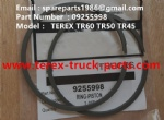TEREX NHL TR50 TR60 RIGID DUMP TRUCK ALLISON TRANSMISSION 09255998 RING PISTON