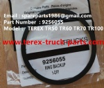 TEREX NHL TR50 TR60 RIGID DUMP TRUCK ALLISON TRANSMISSION 09256055 O RING