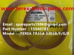 TEREX NHL TR35 3305B 3305G 3305F 3305K RIGID DUMP TRUCK ALLISON TRANSMISSION 15040783 GUIDE TAPE