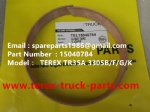 TEREX NHL TR35 3305B 3305G 3305F 3305K RIGID DUMP TRUCK ALLISON TRANSMISSION 15040784 GUIDE TAPE