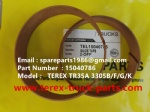 TEREX NHL TR35 3305B 3305G 3305F 3305K RIGID DUMP TRUCK ALLISON TRANSMISSION 15040786 GUIDE TAPE