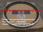 TEREX NHL TR50 TR60 RIGID DUMP TRUCK ALLISON TRANSMISSION 23016058 PRESS PLATE