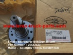 TEREX NHL TR35 3305F 3305G 3305K 3305B RIGID DUMP TRUCK ALLISON TRANSMISSION 29542529 INPUT SHAFT