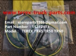 TEREX NHL TR50 TR60 RIGID DUMP TRUCK ALLISON TRANSMISSION 15272413 AIR LINE KIT