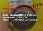 TEREX NHL TR35 3305B 3305G 3305F 3305K RIGID DUMP TRUCK  15043124  OIL TEMPERATURE GAUGE