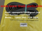 TEREX NHL TR50 TR60 RIGID DUMP TRUCK CUMMINS ENGINE 15273589 V BELT