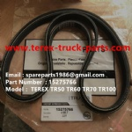TEREX NHL MINING OFF HIGHWAY RIGID DUMP TRUCK TR50 TR60 SEAL 9272943TEREX NHL MINING OFF HIGHWAY RIGID DUMP TRUCK TR100 TR60 TR50 V BELT 15275766