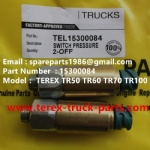 TEREX NHL MINING OFF HIGHWAY RIGID DUMP TRUCK TR50 TR60 TR100 SWITCH PRESSURE 15300084