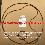 TEREX NHL MINING OFF HIGHWAY RIGID DUMP TRUCK TR50 TR60 TR100 SEAL KIT 15303607