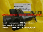 TEREX NHL MINING OFF HIGHWAY RIGID DUMP TRUCK 3303 3305B 3305F 3305G 3305K TR35A AIR VALVE REGULATOR 15227016