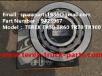 TEREX NHL MINING OFF HIGHWAY RIGID DUMP TRUCK TR50 TR60 BEARING ASSY 9423967