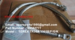 TEREX 3305F Battery negative cable09382777