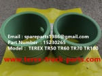 TEREX OFF HIGHWAY MINING RIGID DUMP TRUCK HAULER NHL TR100 TR70 BUSHING 15230265